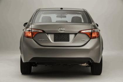2013 Toyota Corolla LE Eco - USA version 3