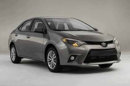 2013 Toyota Corolla LE Eco - USA version 4