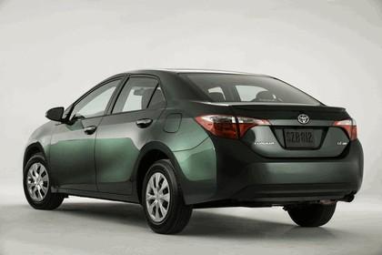 2013 Toyota Corolla LE Eco - USA version 5
