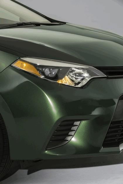 2013 Toyota Corolla LE Eco - USA version 9