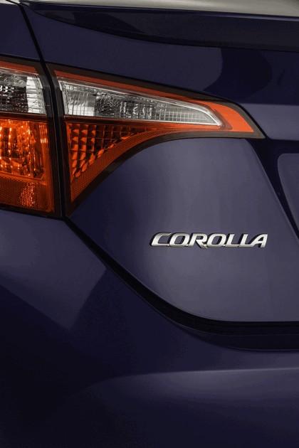 2013 Toyota Corolla S - USA version 11