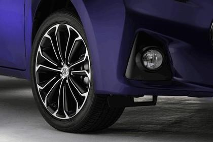 2013 Toyota Corolla S - USA version 12