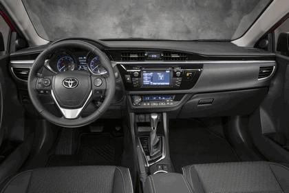 2013 Toyota Corolla S - USA version 13