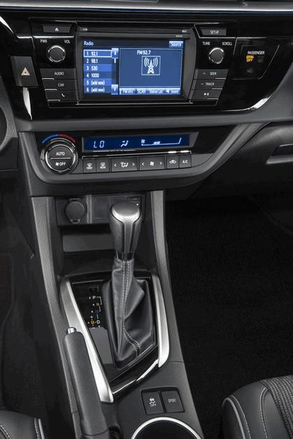 2013 Toyota Corolla S - USA version 15