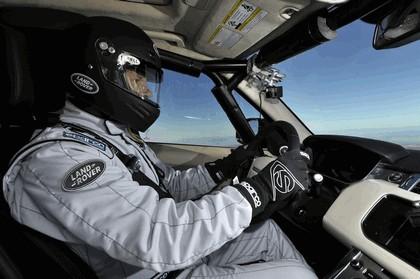 2013 Land Rover Range Rover Sport - Pikes Peak hill climb record 2