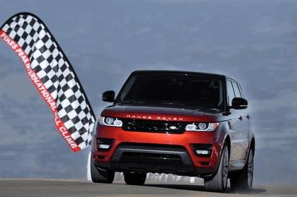 2013 Land Rover Range Rover Sport - Pikes Peak hill climb record 5