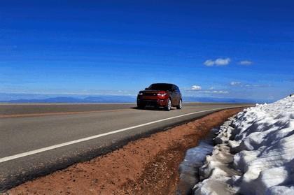 2013 Land Rover Range Rover Sport - Pikes Peak hill climb record 10