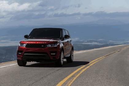 2013 Land Rover Range Rover Sport - Pikes Peak hill climb record 12