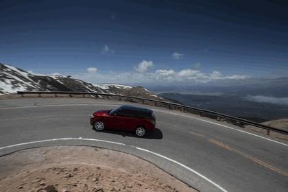2013 Land Rover Range Rover Sport - Pikes Peak hill climb record 13