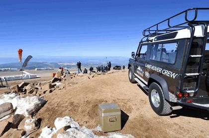 2013 Land Rover Range Rover Sport - Pikes Peak hill climb record 17