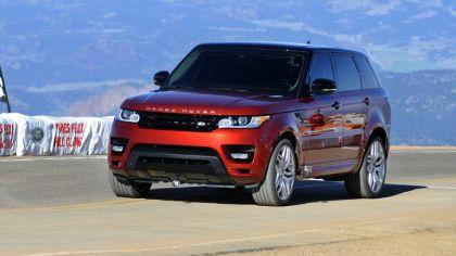 2013 Land Rover Range Rover Sport - Pikes Peak hill climb record 4