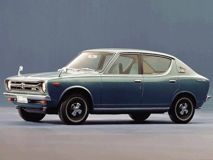 1970 Nissan Cherry ( E10 ) GL 4-door sedan 3