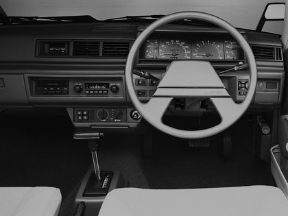 1981 Nissan Auster JX Hatchback 1800 GS-X 2