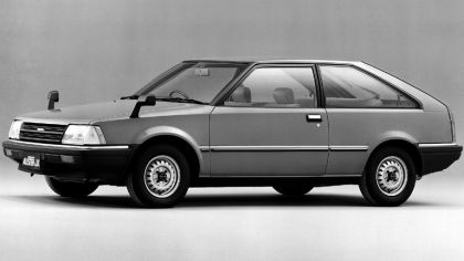 1981 Nissan Auster JX Hatchback 1800 GS-X 4