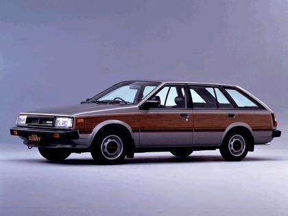 1981 Nissan Sunny ( B11 ) California 1
