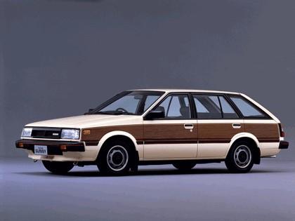 1981 Nissan Sunny ( B11 ) California 2