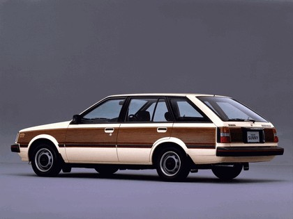 1981 Nissan Sunny ( B11 ) California 3