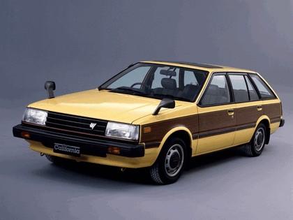 1981 Nissan Sunny ( B11 ) California 4