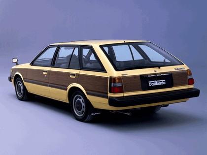 1981 Nissan Sunny ( B11 ) California 5