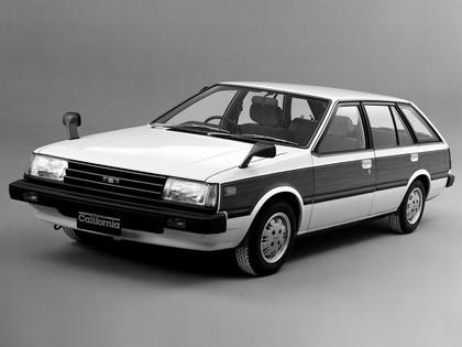 1981 Nissan Sunny ( B11 ) California 6