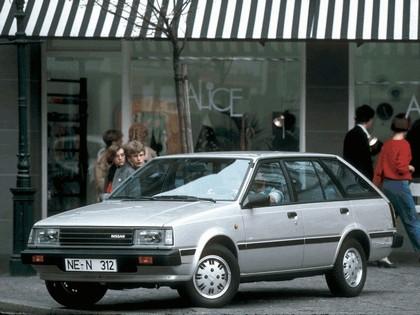 1981 Nissan Sunny ( B11 ) California - Europe version 3