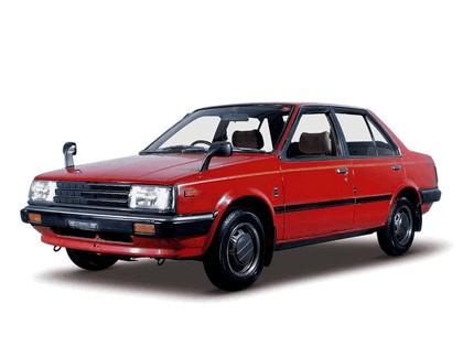 1981 Nissan Sunny ( B11 ) sedan 1