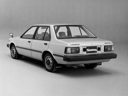 1981 Nissan Sunny ( B11 ) sedan 3