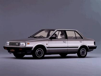 1981 Nissan Sunny ( B11 ) sedan 1.5 SGL 1