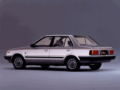 1981 Nissan Sunny ( B11 ) sedan 1.5 SGL 2