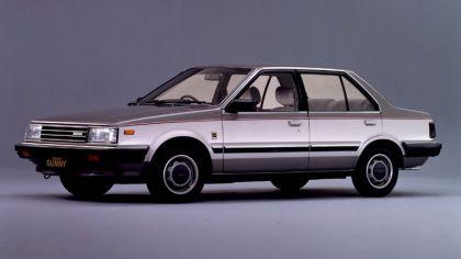1981 Nissan Sunny ( B11 ) sedan 1.5 SGL 9
