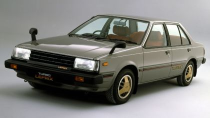 1982 Nissan Sunny ( B11 ) Turbo Leprix Sedan JDM 2