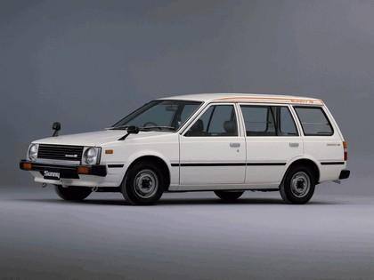 1982 Nissan Sunny ( VB11 ) Ad Van 1