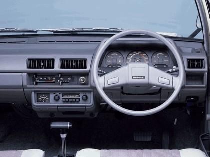 1982 Nissan Sunny ( VB11 ) Ad Van 4