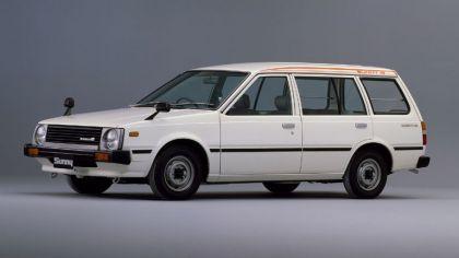 1982 Nissan Sunny ( VB11 ) Ad Van 3