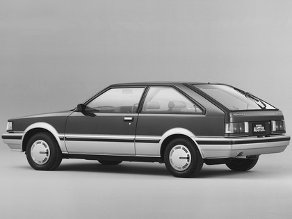 1983 Nissan Auster JX Hatchback 1800 GT EX 2