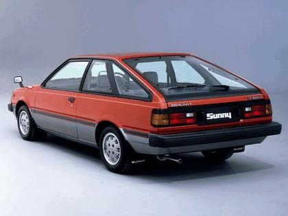 1983 Nissan Sunny ( B11 ) SGXE coupé - Japan version 2