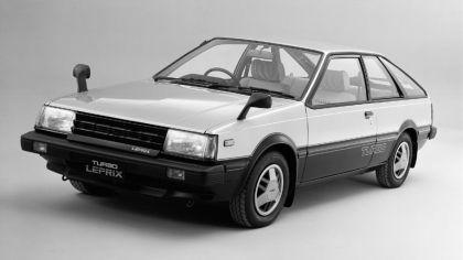 1983 Nissan Sunny ( B11 ) Turbo Leprix coupé 1