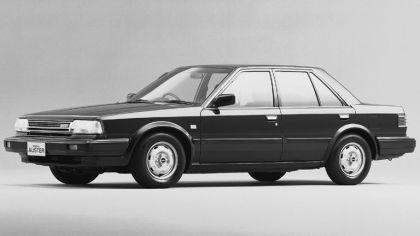 1985 Nissan Auster ( T12 ) Vi 4