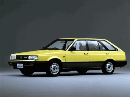 1985 Nissan Sunny ( B12 ) California 1.5 SGL 1