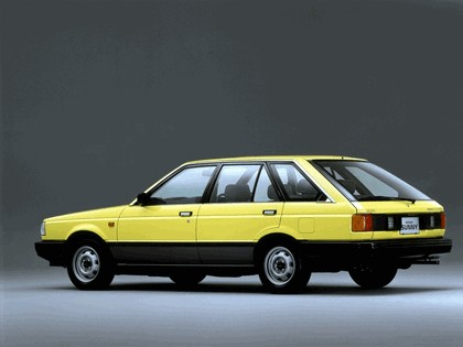1985 Nissan Sunny ( B12 ) California 1.5 SGL 2