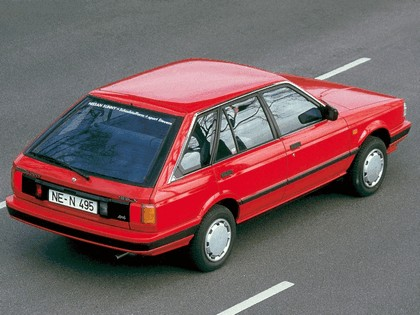 1985 Nissan Sunny ( B12 ) California 1.6 SLX 4x4 - Europe version 2