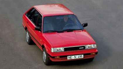 1985 Nissan Sunny ( B12 ) California 1.6 SLX 4x4 - Europe version 7