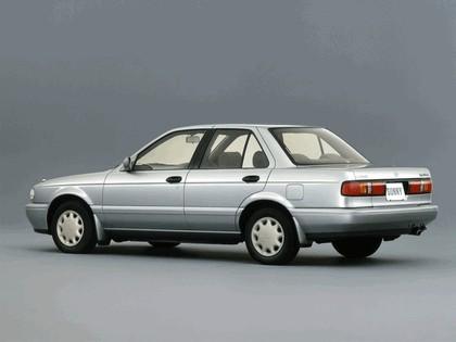 1992 Nissan Sunny ( B13 ) SuperSaloon 2