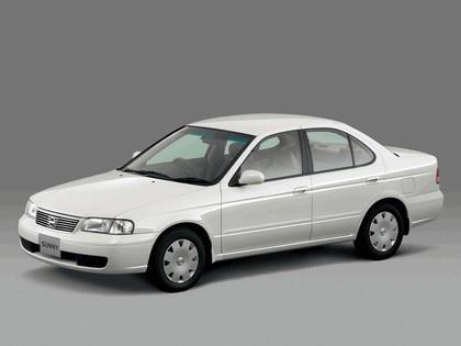 2002 Nissan Sunny ( B15 ) 2