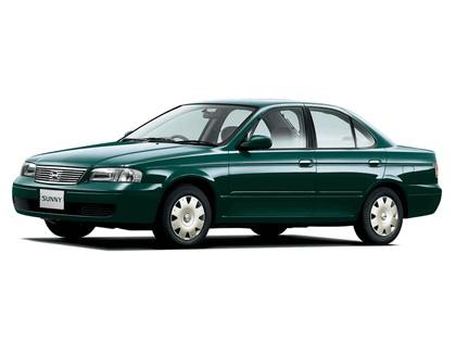 2002 Nissan Sunny ( B15 ) 5