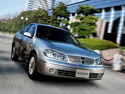 2003 Nissan Sunny ( N16 ) 1