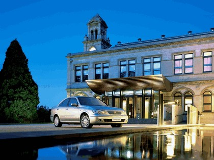 2003 Nissan Sunny ( N16 ) 4
