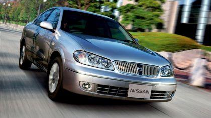 2003 Nissan Sunny ( N16 ) 9