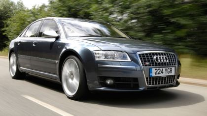 2005 Audi S8 ( D3 ) - UK version 8