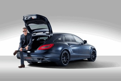 2013 Mercedes-Benz CLS63 Shoooting Brake ( X218 ) AMG by Spencer Hart 3